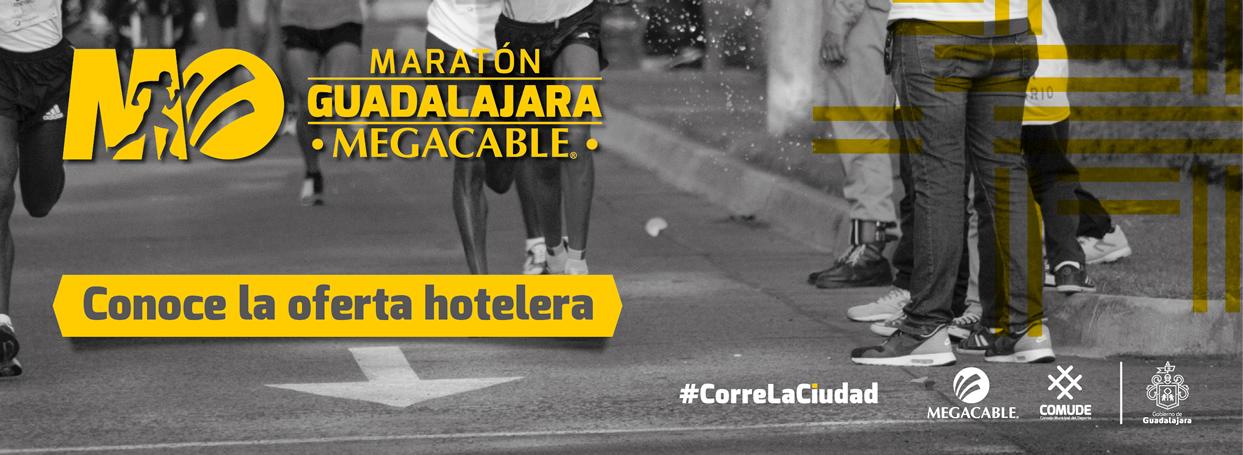 Oferta Hotelera Maratón Guadalajara 2017